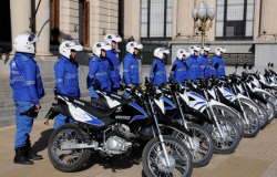 El Municipio adquirir� 20 motos para la Polic�a Local y Control Vehicular